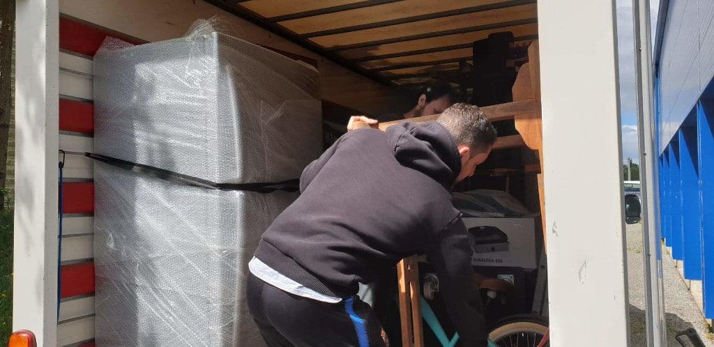 Protection de vos biens pendant le déménagement